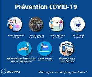 Prévention COVID19