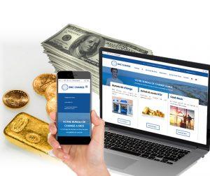 Réservation en ligne click & collect